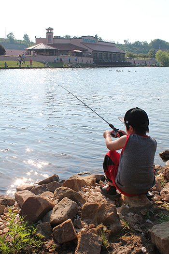 Kids' Fishing Day 2016