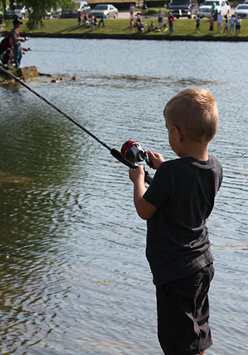 Kids' Fishing Day 2019